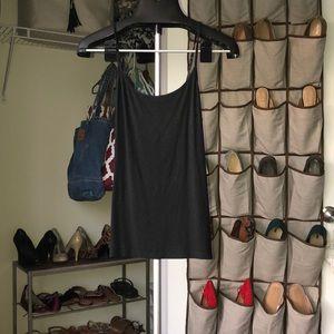 Merona black camisole